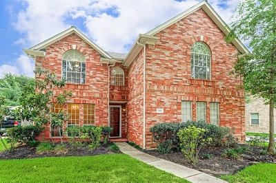 Tomball Single Family Home For Sale: 24106 Rain Creek Drive
