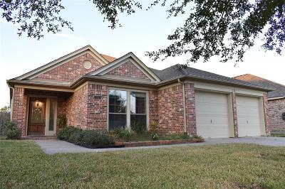 Rosenberg Single Family Home For Sale: 5505 Wagon Wheel Lane