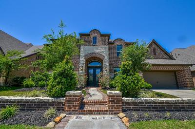 Cypress Single Family Home For Sale: 17307 Heron Crest Drive
