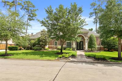 Cypress Single Family Home For Sale: 13611 Leon Springs Lane