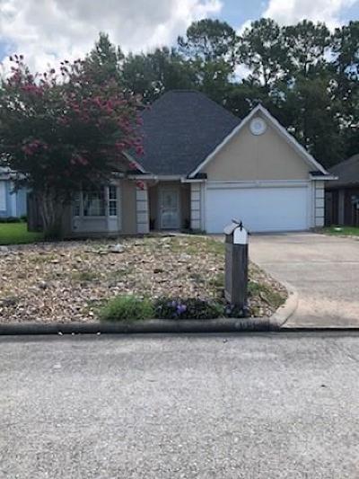 Willis Single Family Home For Sale: 4950 Pleasure Lake Lane Lane