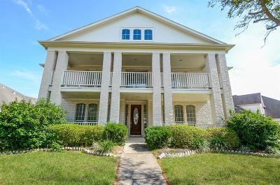 Katy Single Family Home For Sale: 2823 Shadow Canyon Lane