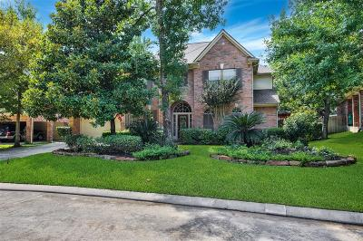 The Woodlands Single Family Home For Sale: 10 N Chantsong Circle