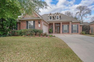 Conroe Single Family Home For Sale: 4792 Jackson Square Drive