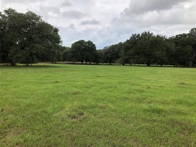 Fayette County Farm & Ranch For Sale: Tbd St John Road