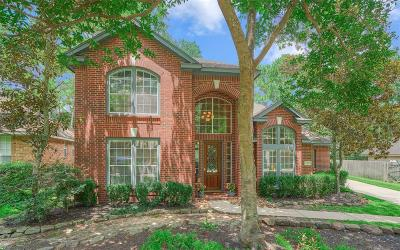 The Woodlands Single Family Home For Sale: 52 N York Gate Court