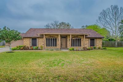 Pearland Single Family Home For Sale: 1903 Washington Irving Drive