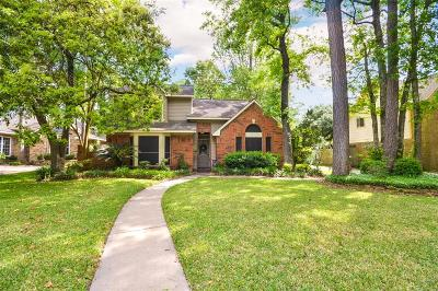 Kingwood Single Family Home For Sale: 3810 Woodbridge Drive