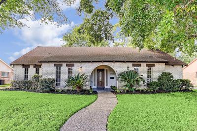 Meyerland Single Family Home For Sale: 5622 Jason Street