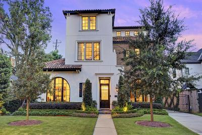 Houston Single Family Home For Sale: 4511 Waring