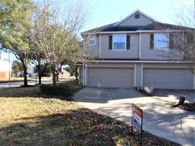 Houston Single Family Home For Sale: 16803 Brooktondale Court