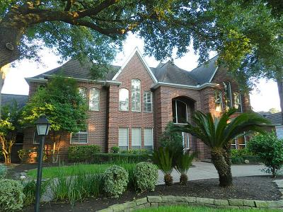 Houston TX Single Family Home For Sale: $499,900