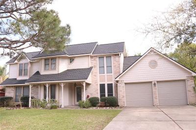 Friendswood Single Family Home For Sale: 901 Essex Drive