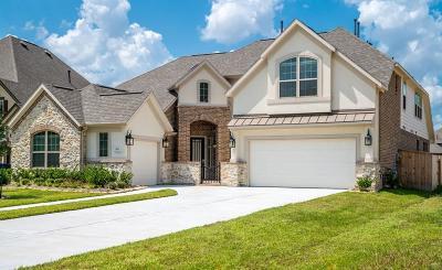 Kingwood Single Family Home For Sale: 5811 Vineyard Creek Lane