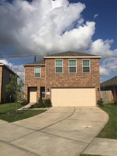 Houston Single Family Home For Sale: 12715 Almeda Crossing Court
