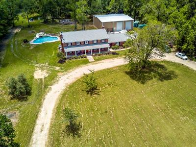 Dayton Single Family Home For Sale: 8131 Fm 1960