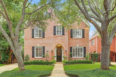Houston Single Family Home For Sale: 4205 Milton Street