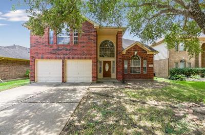 Houston Single Family Home For Sale: 4134 Almond Lake Drive