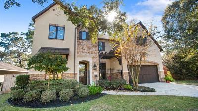 Houston Single Family Home For Sale: 719 Azaleadell Drive