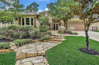The Woodlands Single Family Home For Sale: 35 Delmar Green Place