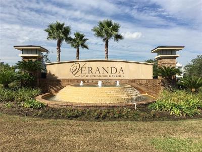 Friendswood, Pearland, League City, Alvin Condo/Townhouse For Sale: 2716 Veranda Falls