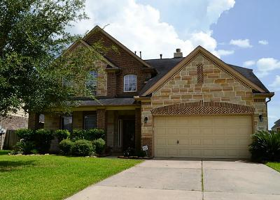 Pearland Single Family Home For Sale: 7410 Misty Lake Lane