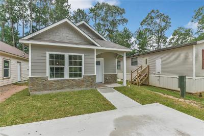 Montgomery Single Family Home For Sale: 16903 W Ivanhoe
