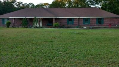 Single Family Home For Sale: 6601 Fm 2666 Road