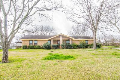Bay City TX Single Family Home For Sale: $146,800