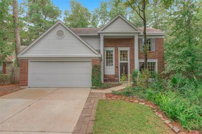 The Woodlands Single Family Home For Sale: 10 Summithill Place