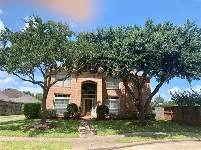 Sugar Land Single Family Home For Sale: 5923 Amherst Court