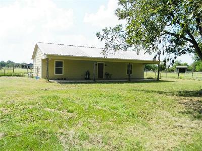 Waller Farm & Ranch For Sale: 21527 Binford Road