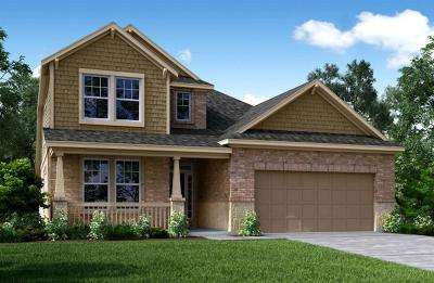 Tomball Single Family Home For Sale: 19411 Gray Mare Drive