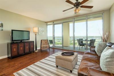 Galveston Mid/High-Rise For Sale: 801 E Beach Drive #BC0812