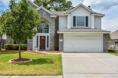 Tomball Single Family Home For Sale: 11606 Curry Ridge Lane