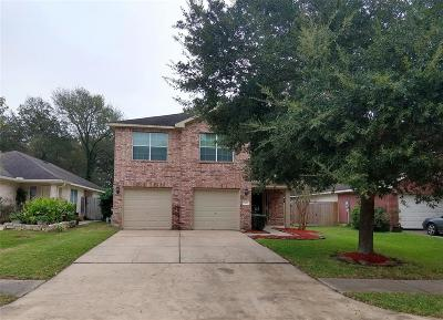 Richmond Single Family Home For Sale: 206 Saddleback Springs Drive
