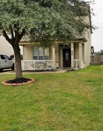 Katy Single Family Home For Sale: 18835 Sandelford Drive