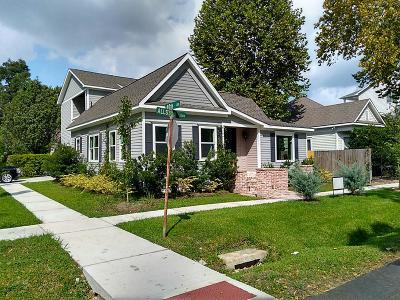 Single Family Home For Sale: 1001 Allston Street