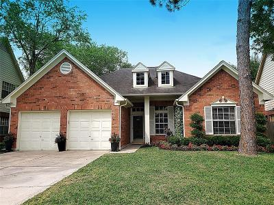 Houston Single Family Home For Sale: 14803 Flowerwood Drive