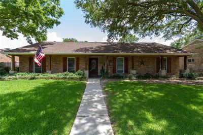 Houston Single Family Home For Sale: 5927 Belrose Drive