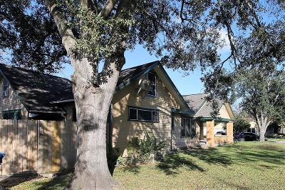 Fort Bend County Single Family Home For Sale: 1420 2nd Street