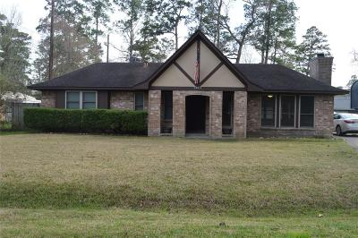 Huffman Single Family Home For Sale: 24211 Lightwoods Drive