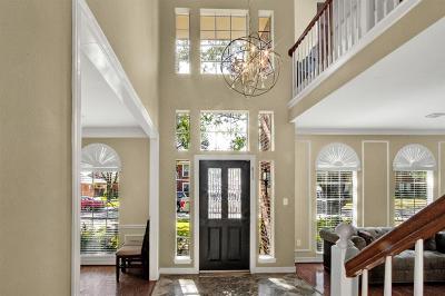 Missouri City Single Family Home For Sale: 4214 Lake Terrace Court