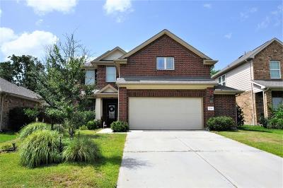 Conroe Single Family Home For Sale: 2269 Oak Circle Drive N