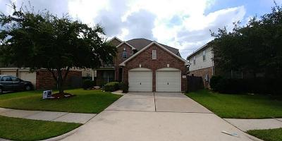 Humble Single Family Home For Sale: 4746 Mosaic Canyon Court
