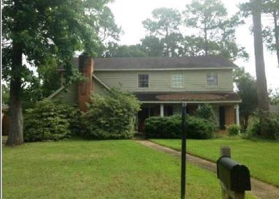 Spring Single Family Home For Sale: 16018 York Minster Drive