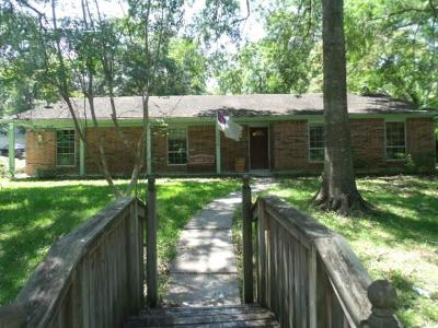 Single Family Home For Sale: 25534 Timber Lakes Drive