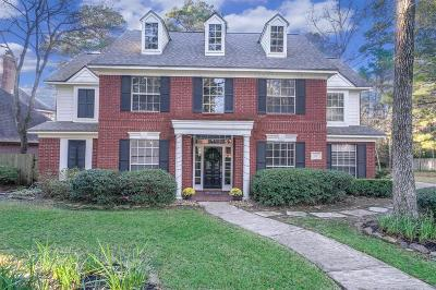 The Woodlands Single Family Home For Sale: 61 Spotted Deer Drive