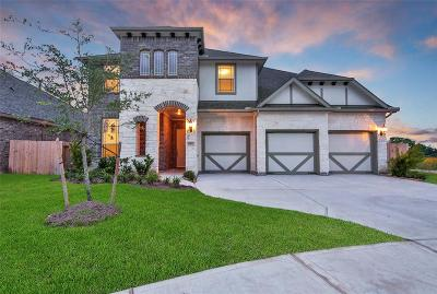 Katy Single Family Home For Sale: 6802 Regal Lakes Drive