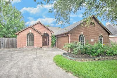 Pearland Single Family Home For Sale: 6303 Palm Court
